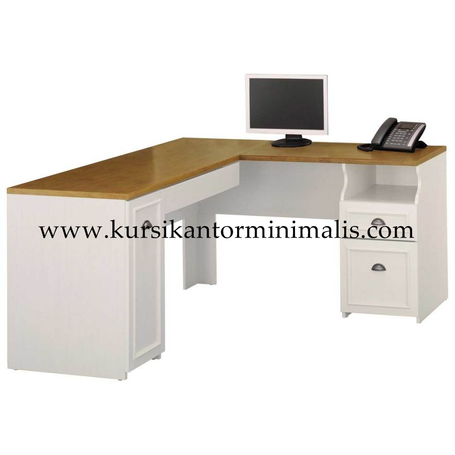 Meja Kantor Minimalis Simple