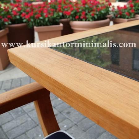 Jual Set Meja Kursi Cafe Outdoor 2