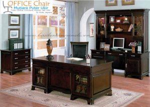 Set Meja Dan Kursi Ruang Direktur