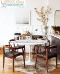 Meja Kursi Cafe Kayu Eropan Style