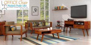 Set Meja Kursi Ruang Tamu Minimalis Modern