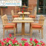 Harga Kursi Cafe Kayu Outdoor