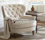 Jual Kursi Sofa Single Jok Putih