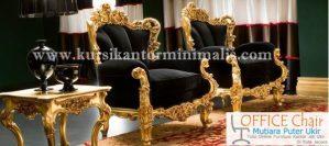 Jual Sofa Single Ukir