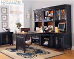 Set Meja Dan Kursi Kantor Kayu Jati