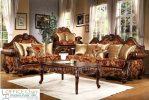 Set Meja Kursi Ruang Tamu Kayu Mewah